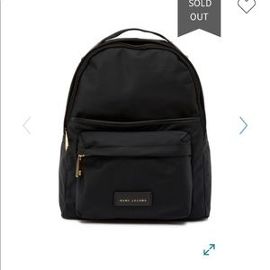 Marc Jacobs Large Nylon School Backpack. NWT $250
